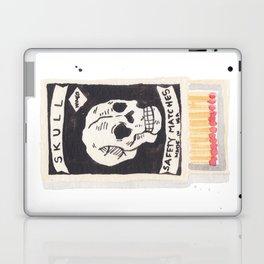Skull Matchbox Laptop & iPad Skin