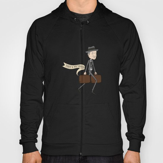 The Businessman Hoody