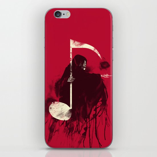 Death Note iPhone & iPod Skin
