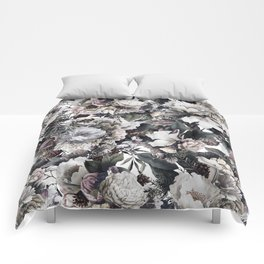 Forest of flowers Comforters