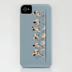 The Great Lunar Cycle Slim Case iPhone (4, 4s)