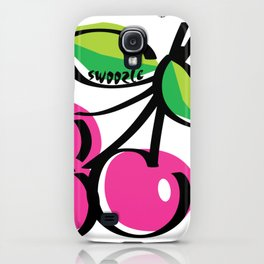 Cherry Swoozle iPhone Case