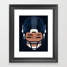 Faces- Seattle Framed Art Print