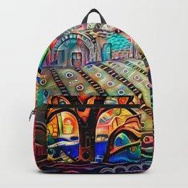 Grindelwald in Gingerbread Backpack