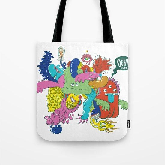 Ooh!! fuck Tote Bag