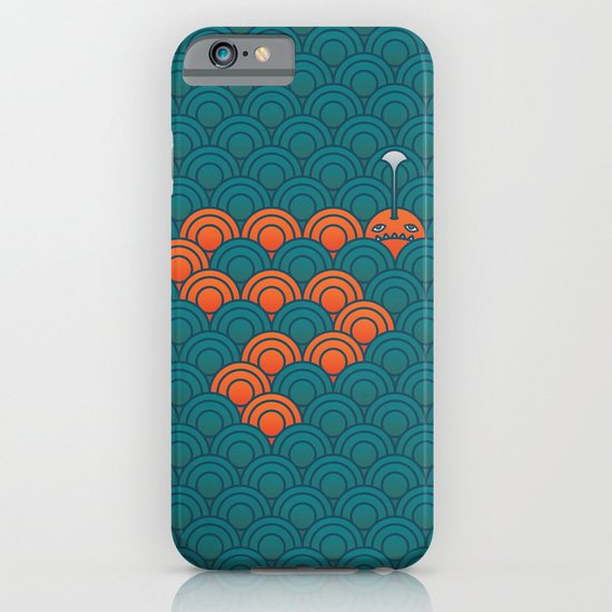 The Last Sea Monster iPhone & iPod Case