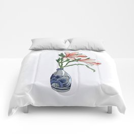 Alstroemeria Comforters