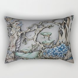 Mystical Woods Rectangular Pillow