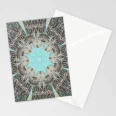 Point The Icicles Stationery Cards
