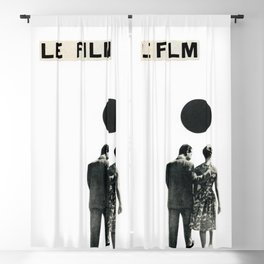 Le Film Blackout Curtain