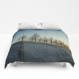 FDR Park NYC Comforters