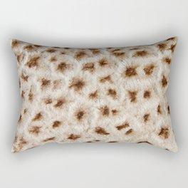 Parasol mushroom Rectangular Pillow