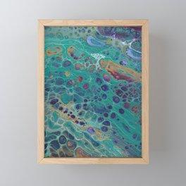 Sea of Colours - Volume 2 Framed Mini Art Print
