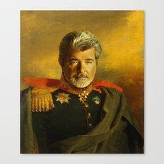 George Lucas - replaceface Canvas Print