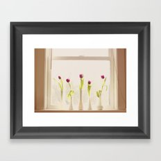 Sweet Simplicity Framed Art Print