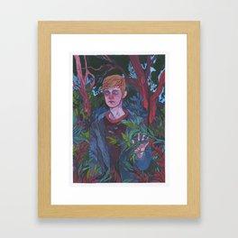 Kieren Walker Framed Art Print