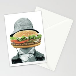 FrauBurger Stationery Cards