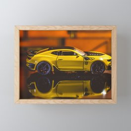 C-Bee Framed Mini Art Print