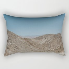 Jacumba Mountains Rectangular Pillow