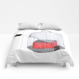 (ex)Tender Comforters