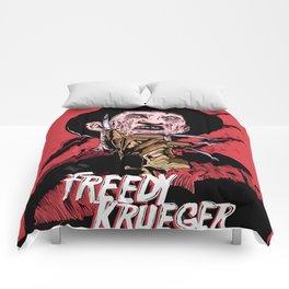 Freddy Krueger Comforters