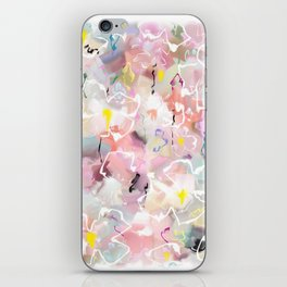 beautiful spring flowers2 iPhone Skin