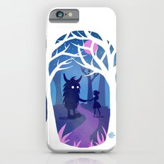 Making Friends with Monsters iPhone 6s Slim Case