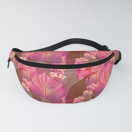 Canna Tropicanna in Pink 1 Fanny Pack