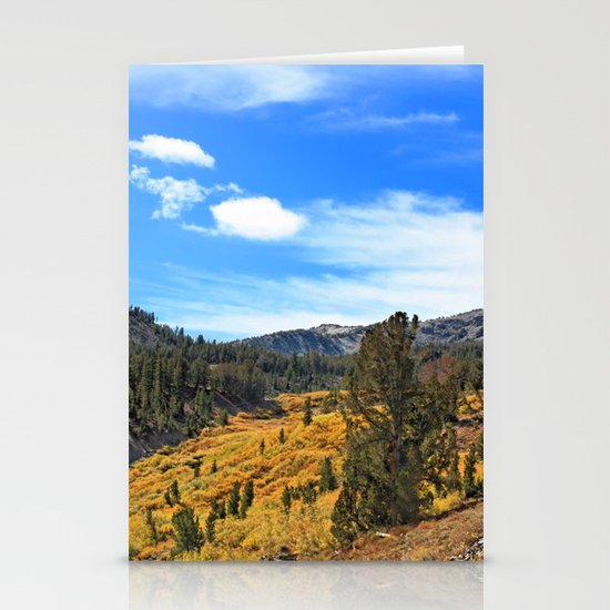 Mt Rose Stationery Cards