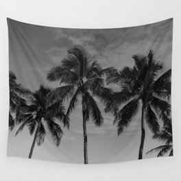 Hawaiian Palms Wall Tapestry