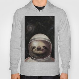 Space Sloth Hoody