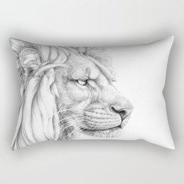 Lion's mane G006 Rectangular Pillow