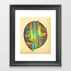 - cosmosigner_02 - Framed Art Print