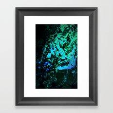 A DREAM TO THRIVE. Framed Art Print