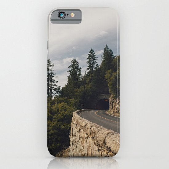 Yosemite Tunnel  iPhone & iPod Case