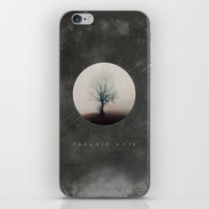 Paradis Noir iPhone & iPod Skin