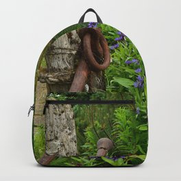 Nicely Aged Backpack