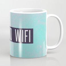 Ain't No Wifi Mug