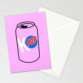 K Pop Ca Stationery Cards