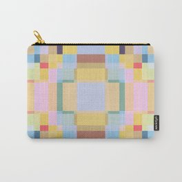Retro Taniwha Carry-All Pouch
