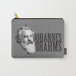 Johannes Brahms WB Carry-All Pouch