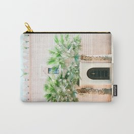 """Travel photography print """"Magical Marrakech"""" photo art made in Morocco. Pastel colored. Carry-All Pouch"""