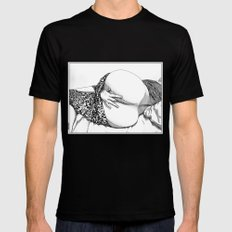 asc 630 - La main baladeuse_(The wandering hand) Black 2X-LARGE Mens Fitted Tee
