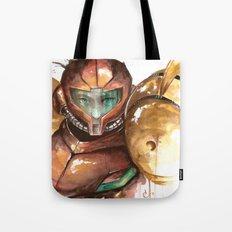 Samus Tote Bag