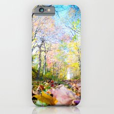 Amongst the Leaves iPhone 6s Slim Case