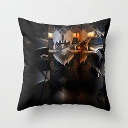 Tangier Throw Pillow