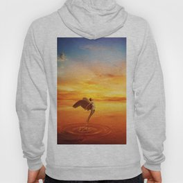 leaving your world Hoody