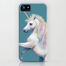 Unicorn iPhone (5, 5s) Slim Case