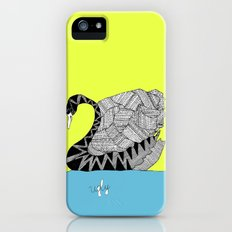 Ugly Swan Slim Case iPhone (5, 5s)
