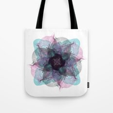 Devil's flower Tote Bag